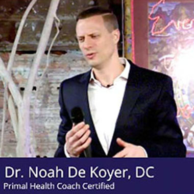 Dr. Noah De Koyer of The Family Chiropractic Center of Bayonne
