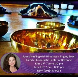 Bayonne Best Chiropractor Health Events